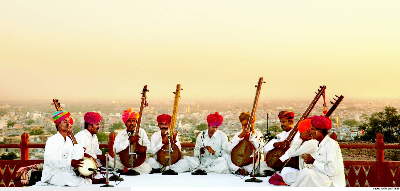 rajasthan-folk-music